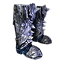 Stoneplate Greaves