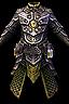 Dreeg Combatant Chestguard