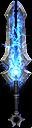 Temporal Arcblade