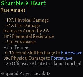 Shambler's Heart