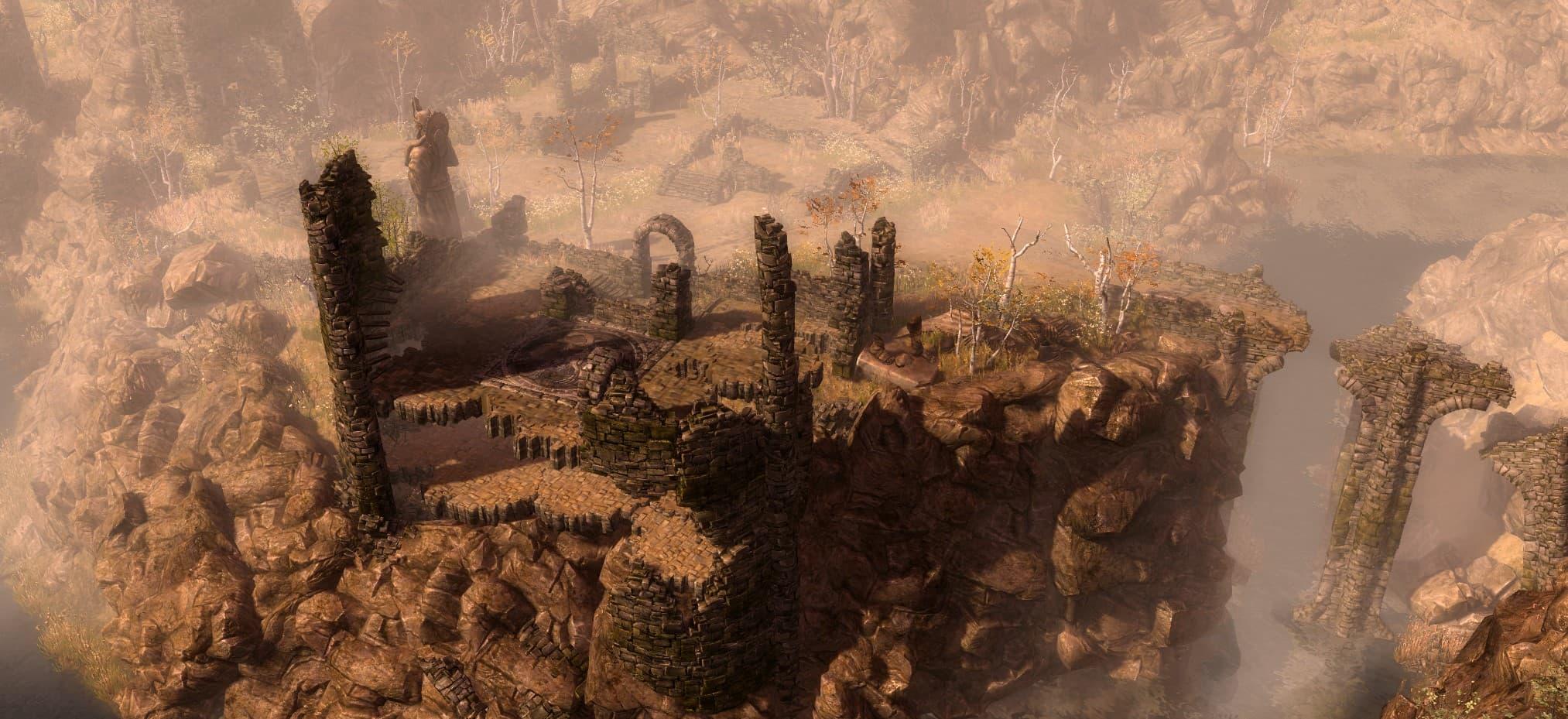 Arkovian Ruin