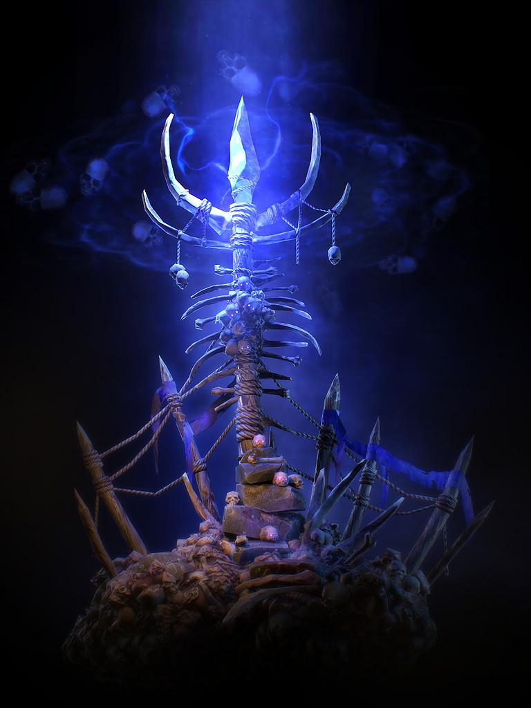 Celestial Totem