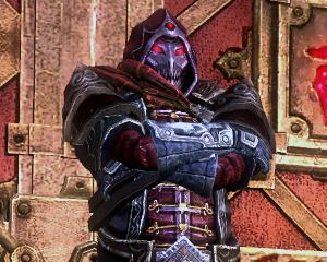 Lokarr Master of the Crucible