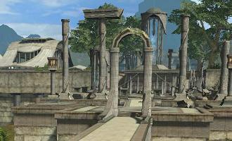 カスティア神殿