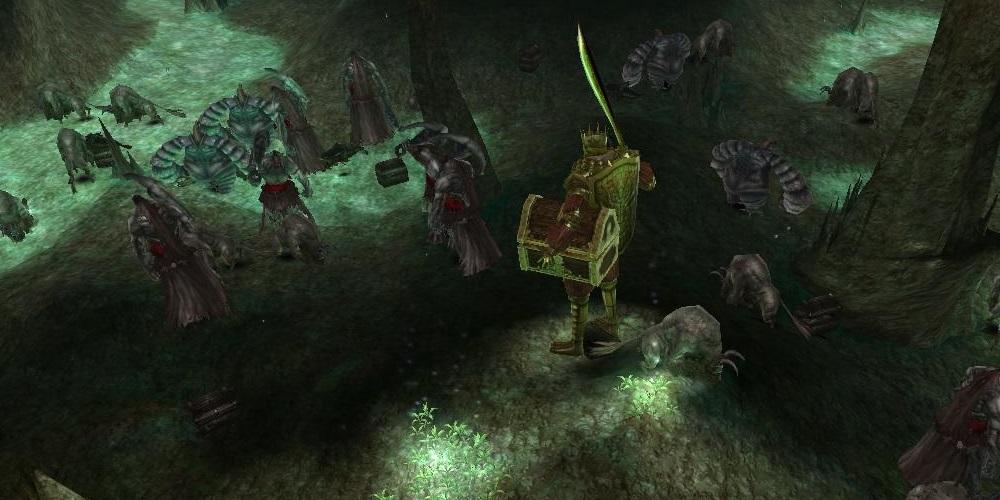 魔性のバハマル地下鍾乳洞
