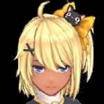 リリスのパンプキンヘアー.jpg