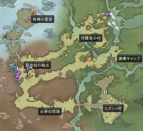 神霧の峡谷MAP.png