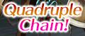 Quadruole chain