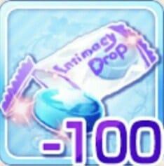 好感ドロップ-100