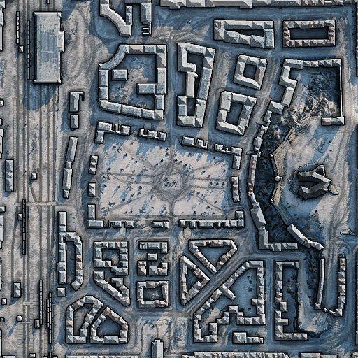 冬のヒメルズドルフ