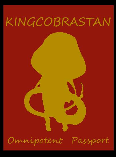 キングコブラスタン旅券