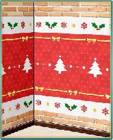 煉瓦作りのクリスマス壁.png