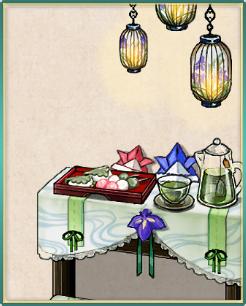 皐月の季節のお茶セット.png
