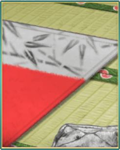 筆が勢い余った畳と敷物.png