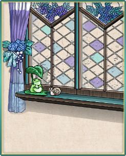 紫陽花の特注ステンド窓.png