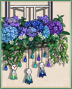 紫陽花の生花飾り.png