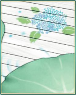 蓮の葉模様の床.png