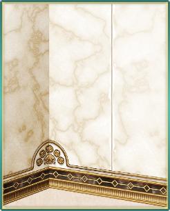 薔薇レリーフの高級石壁.png