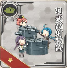120:91式高射装置