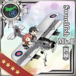 244;Swordfish Mk.III(熟練)