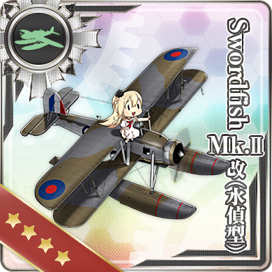 370:Swordfish Mk.II改(水偵型)