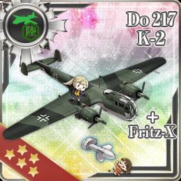 406:Do 217 K-2+Fritz-X