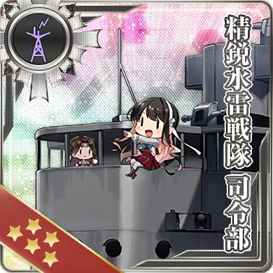nolink,413:精鋭水雷戦隊 司令部