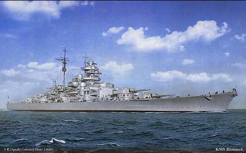 14.3.14 戦艦 ビスマルク.JPG