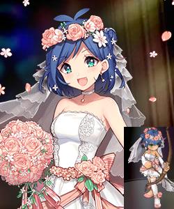 ロマナ・レドヴィナ(花嫁)