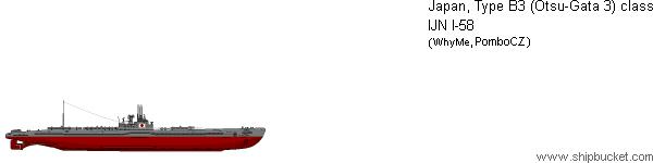 伊号第58潜水艦