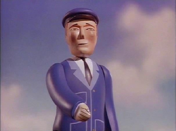 TV版第2シーズンのエドワードの機関助手