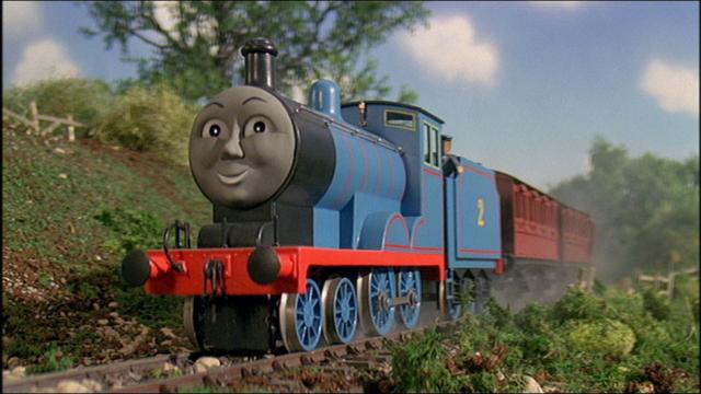 TV版第7シーズンのエドワード