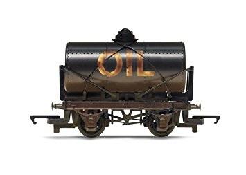 ホーンビーのオイルタンク車