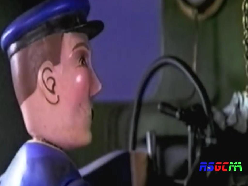 TV版第5シーズンのオリバーの機関助手