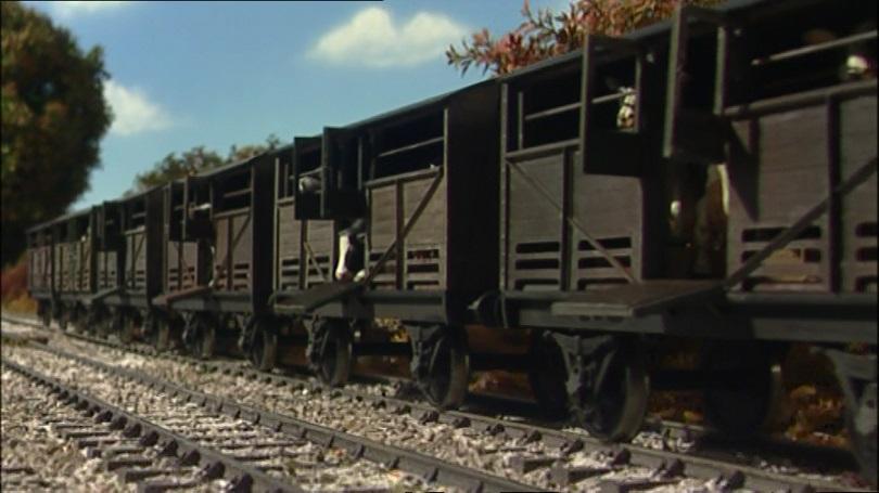 グレート・ウェスタン鉄道の家畜貨車
