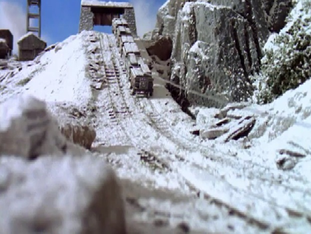 TV版第5シーズンのスカーロイスレート採石場2
