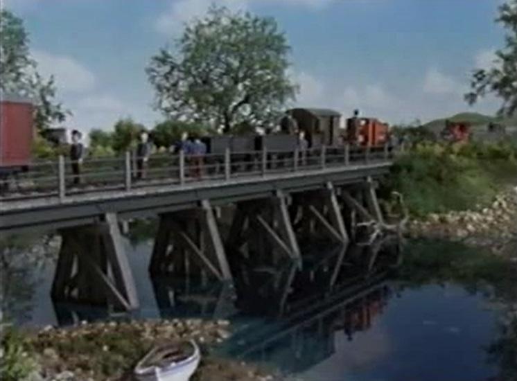 TV版第6シーズンのスカーロイ橋2
