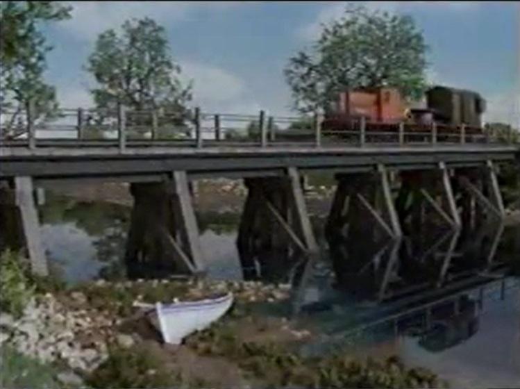 TV版第6シーズンのスカーロイ橋