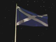 TV版第9シーズンのスコットランド(旗)
