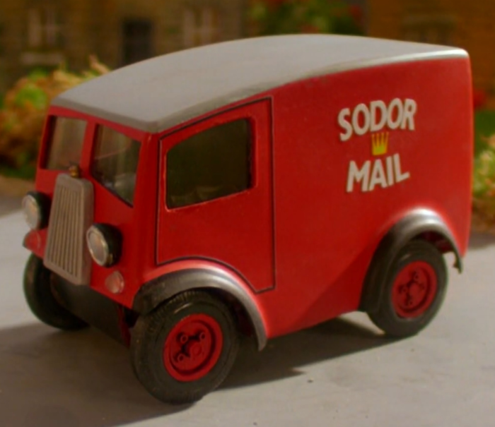 TV版第4シーズンのソドー・メールバン