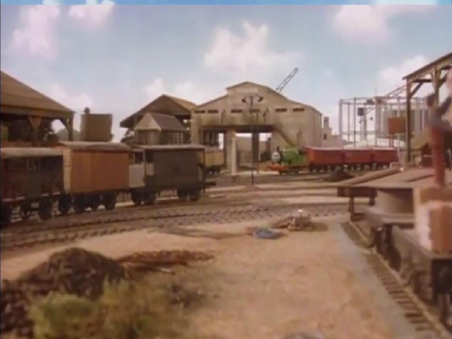 TV版第2シーズンのソドー運送会社2
