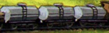 原作第33巻のタンク車