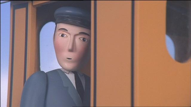 TV版第7シーズンのダンカンの機関士
