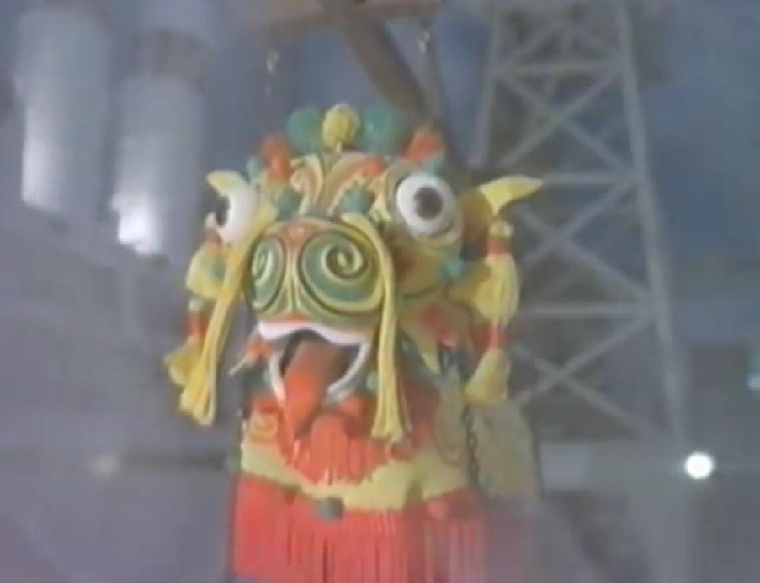 TV版第3シーズンのチャイニーズ・ドラゴン