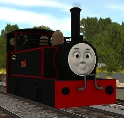 Trainz版のティム
