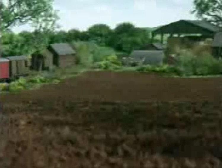 TV版第6シーズンのテレンスの畑2