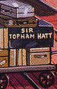 原作第6巻のトップハム・ハット卿の本名