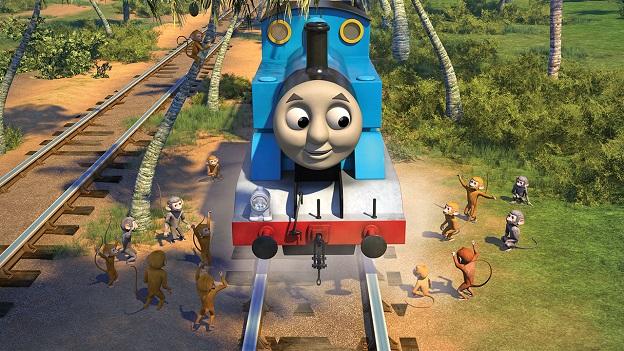 トーマスとサルのきゅうでん