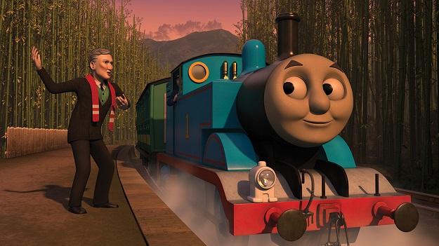 トーマスとパンダ