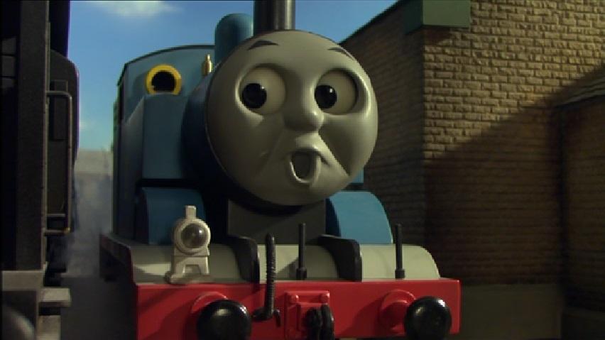 トーマスのドッキリ!!さくせん